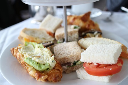 Enjoy afternoon tea at one of these New York institutions