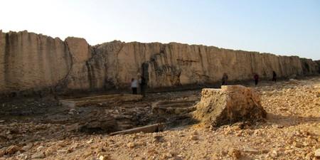 Phoenician Wall in Batroun    © The Grg/ Wikimedia Commons