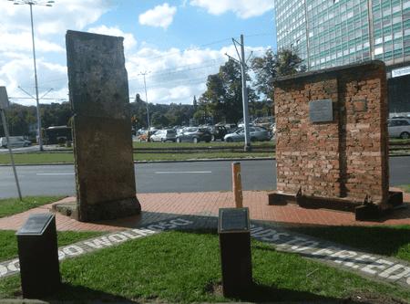 Berlin Wall and Shipyard Wall