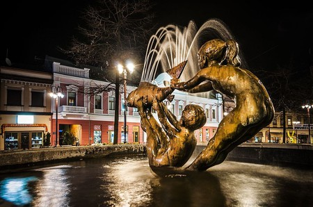 Brcko's Fontana Mladosti   © Almir.dzanovic/Wikicommons