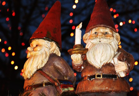 The Heinzelmännchen at the Cologne Christmas market