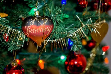 Christmas tree in Germany | © inextra15 / Pixabay