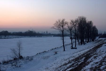 The beautiful frozen Danube |©Christian Kadluba/Flickr