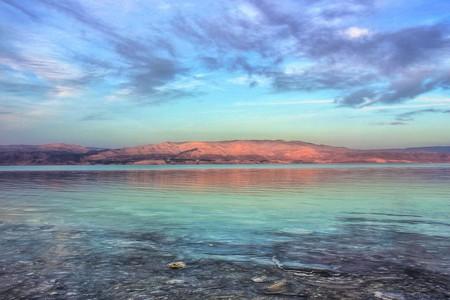 Sunset at the Dead Sea   © Yair Aronshtam / Flickr