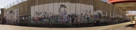 The Wall at Bethlehem   Courtesy of Mary Newhauser/Faith in Faiths