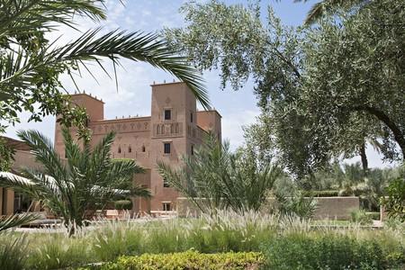 The splendid exterior of Dar Ahlam