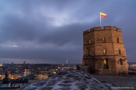 Gediminas Castle | © Guillaume Speurt/ Flickr