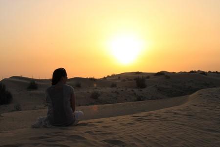 Dubai sunset    © Bianca/Flickr