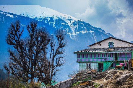 Himachal Pradesh   © Jan J George / WikiCommons