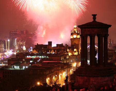 Hogmanay, Edinburgh | © Robbie Shade/Flickr