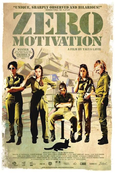 """Zero Motivation""  Courtesy of Zeitgeist Films"