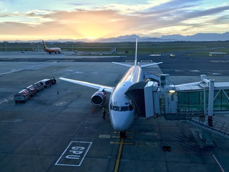 Departures terminal at Cape Town International Airport | © Andrew Thompson