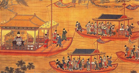 Ming Dynasty   Courtesy of Wikimedia Commons