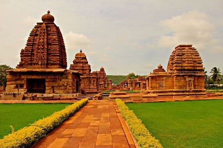 Pattadakal, Karnataka | © Mrnayak1992 / Wikimedia Commons