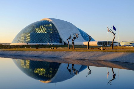 New Parliament Building in Kutaisi | © Berdo Maghularia / Flickr
