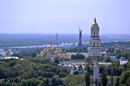 Kiev Pechersk Lavra|©Andriy155/WikiCommons