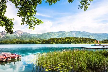 Faakersee   © Austrian Tourist Board