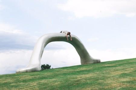Interactive sculpture park