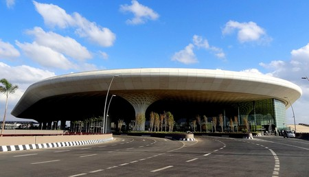 Mumbai's international terminal is called T2 | © Bombaywallas / Wikicommons