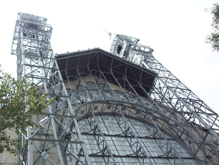Museo Chopo Entrance / GAED /wikimedia commons