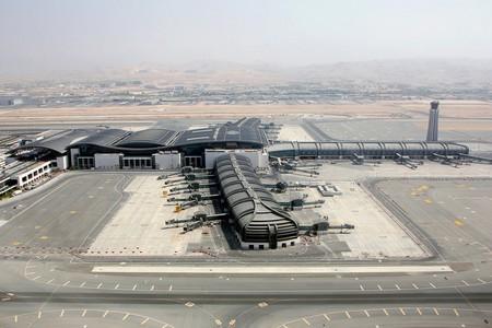 Muscat International Airport  | © Konstantin von Wedelstaedt/Wikipedia Commons