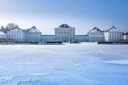 Nymphenburg palace in Winter |  © designerpoint / Pixabay