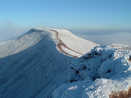 Pen y Fan © Phil Jolliff/Geograph