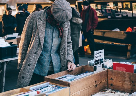 Find great gifts at New York's winter markets | © Clem Onojeghuo / Pexels