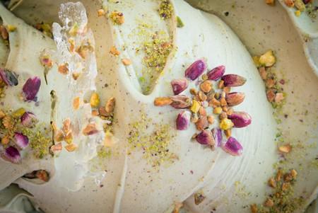 The winning flavour 'Pistacchio' by Alessandro Crispini | © Dino Buffagni/Gelato World Tour
