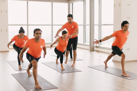 Yoga Studio in Singapore | © Platinum Yoga