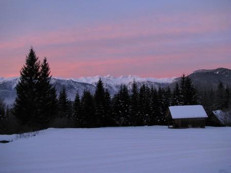 Pokljuka Plateau in the Winter | © breki74/WikiCommons