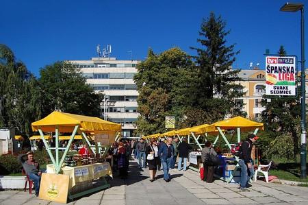Sarajevo Liberation Square   © Milan Suvajac