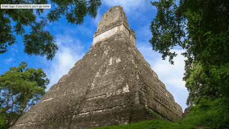 Tikal, Guatemala © Hugo Zea / Flickr