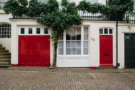 London's Notting Hill is a picturesque neighbourhood