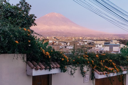 A look at El Misit from Arequipa