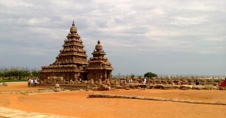 Shore Temple at Mahabalipuram | © Hussain27syed / WikiCommons