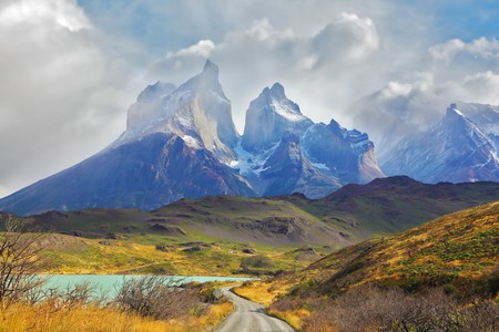 Torres del Paine, Patagonia, Chile   © kavram/Shutterstock