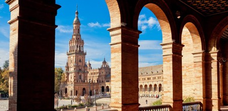 Plaza de España, Seville | © Migel/Shutterstock