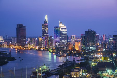 Saigon River | © People Image Studio/Shutterstock