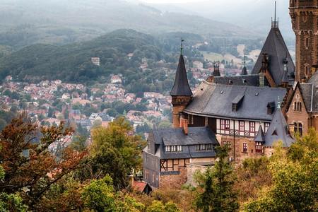 Wernigerode Castle in the Harz mountains, Germany | © Bildagentur Zoonar GmbH/Shutterstock