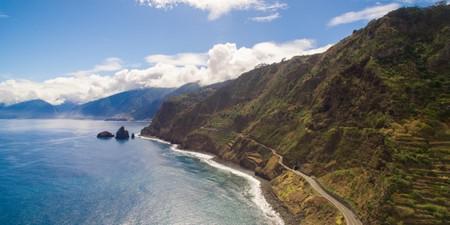 Coastal road, Madeira, Portugal   © Vitaly Fedotov/Shutterstock