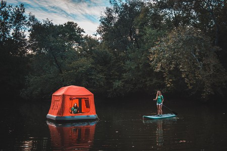 The SmithFly Shoal Tent | Courtesy SmithFly