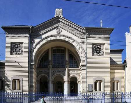 Vilnius Choral Synagogue | © FaceMePLS / Flickr