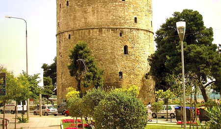 The White Tower, Thessaloniki | © Ωριγένης / WikiCommons