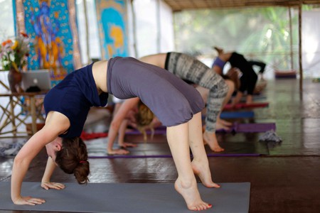 Yoga | © The Yoga People / Flickr