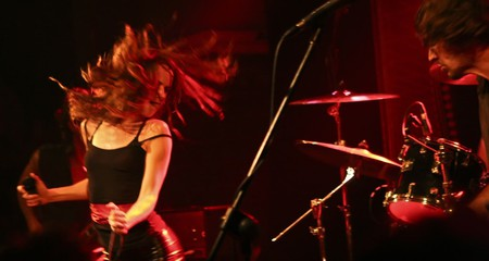 Juliette and the Licks Live at the Zappa Club, Tel Aviv | © Niv Singer / Flickr