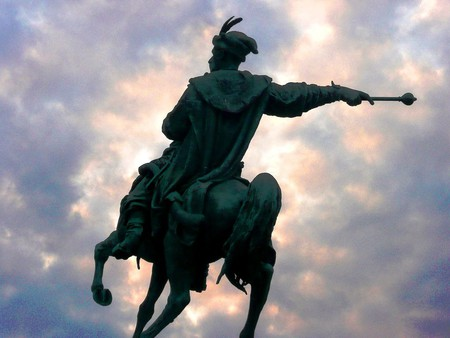 Bohdan Khmelnytsky monument|©Timchenko Victor/WikiCommons