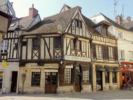 Compiègne, maison La Vieille Cassine |© Wikimedia Commons