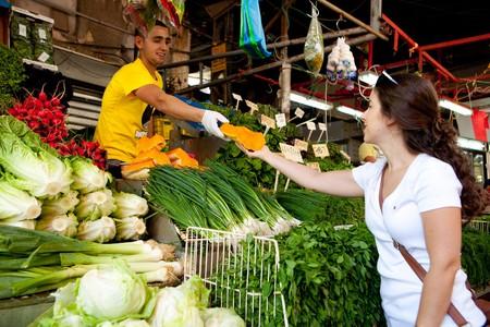Israeli market | © israel_photo_gallery / Flickr