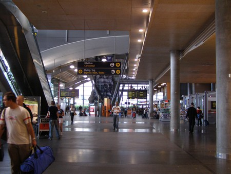 Gardemoen Airport, Oslo | © Sean Hayford Oleary / Flickr